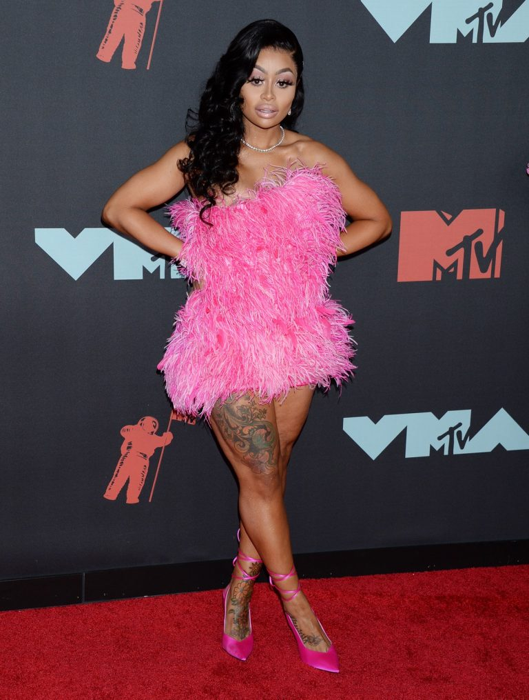 Blac Chyna attends 2019 MTV Video Music Awards at Prudential Center 2019/08/26 1