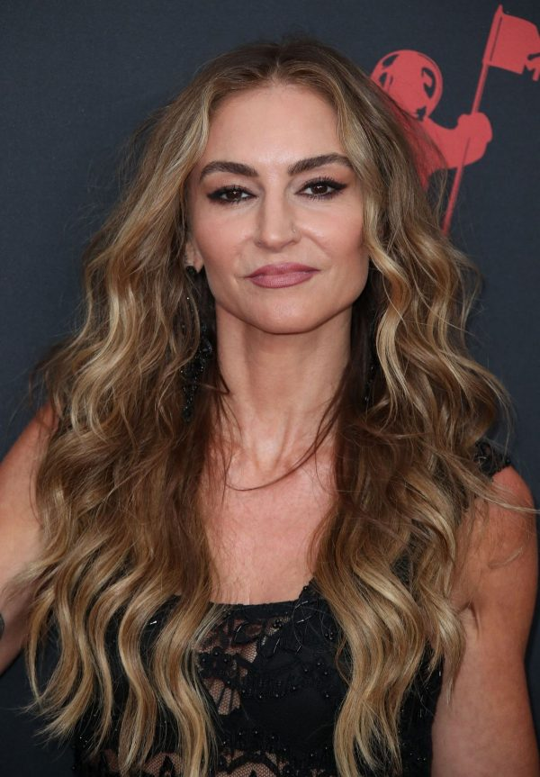 Drea de Matteo attends 2019 MTV Video Music Awards in Newark, New Jersey 2019/08/26 1