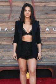 """Emeraude Toubia attends Warner Bros. """"It Chapter Two"""" Premiere at Regency Village Theatre in California 2019/08/26 3"""