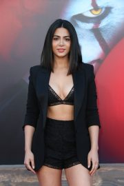 """Emeraude Toubia attends Warner Bros. """"It Chapter Two"""" Premiere at Regency Village Theatre in California 2019/08/26 8"""