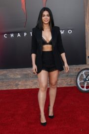 """Emeraude Toubia attends Warner Bros. """"It Chapter Two"""" Premiere at Regency Village Theatre in California 2019/08/26 15"""