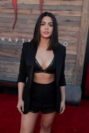 """Emeraude Toubia attends Warner Bros. """"It Chapter Two"""" Premiere at Regency Village Theatre in California 2019/08/26 22"""