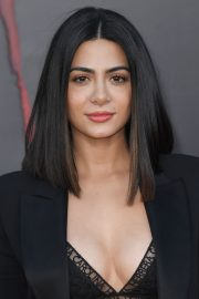 """Emeraude Toubia attends Warner Bros. """"It Chapter Two"""" Premiere at Regency Village Theatre in California 2019/08/26 24"""