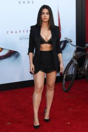 """Emeraude Toubia attends Warner Bros. """"It Chapter Two"""" Premiere at Regency Village Theatre in California 2019/08/26 25"""