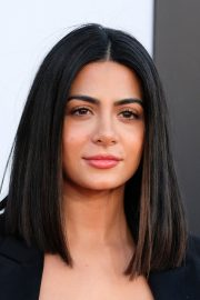 """Emeraude Toubia attends Warner Bros. """"It Chapter Two"""" Premiere at Regency Village Theatre in California 2019/08/26 27"""
