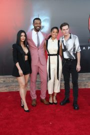 "Emeraude Toubia, Isaiah Mustafa, Alisha Wainwright & Luke Baines attends Warner Bros. ""It Chapter Two"" Premiere at Regency Village Theatre in California 2019/08/26 3"