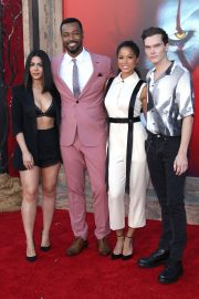 "Emeraude Toubia, Isaiah Mustafa, Alisha Wainwright & Luke Baines attends Warner Bros. ""It Chapter Two"" Premiere at Regency Village Theatre in California 2019/08/26 5"