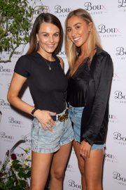 Emily Blackwell and Sophie Habboo attend Boux Avenue AW19 Launch Event in London 2019/08/29 1