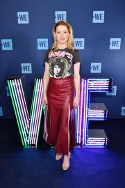 Amber Heard attends WE Day UN 2019 at Barclays Center in New York City 2019/09/25 1