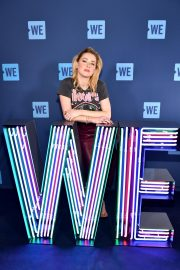 Amber Heard attends WE Day UN 2019 at Barclays Center in New York City 2019/09/25 4