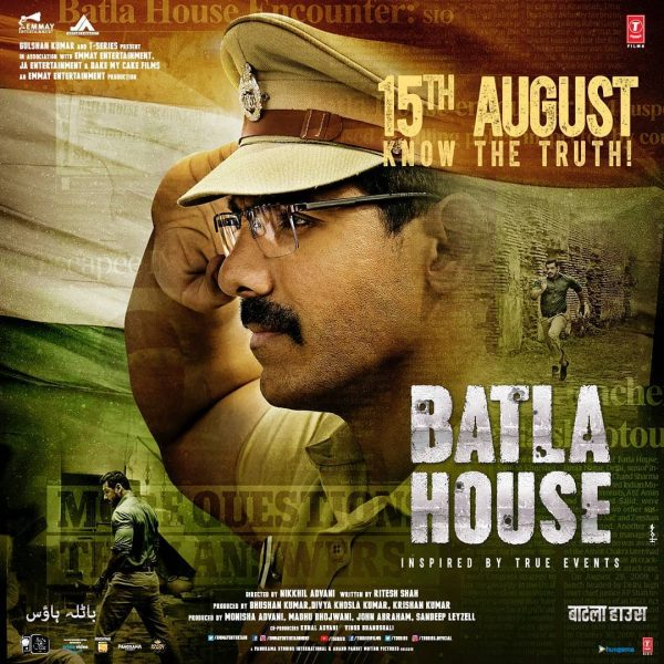 Batla House Review: John Abraham's film is good, will not be able to live without applause on some scenes 1