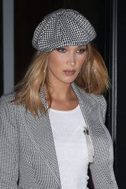 Bella Hadid seen in Coppola Cap During Tommy Hilfiger Party in New York 2019/09/08 5