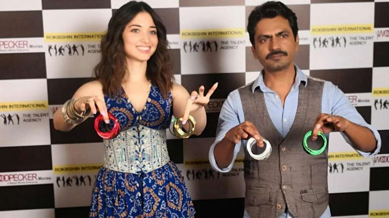 Bole Chudiyan Teaser: Nawazuddin shared the teaser of the film, sharing the screen with 'Bahubali' actress Tamannaah Bhatia 1