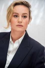 Brie Larson attends 'Just Mercy' Press Conference During 2019 TIFF in Toronto 2019/09/07 1