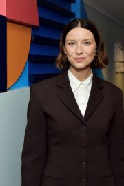 Caitriona Balfe attends Stops by AT&T at 2019 TIFF in Toronto 2019/09/08 1