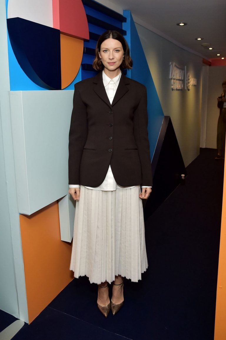 Caitriona Balfe attends Stops by AT&T at 2019 TIFF in Toronto 2019/09/08 2