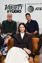 Caitriona Balfe attends The Variety Studios during 2019 Toronto International Film Festival 2019/09/09 3