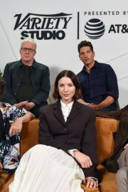 Caitriona Balfe attends The Variety Studios during 2019 Toronto International Film Festival 2019/09/09 5