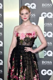 Elle Fanning attends the GQ Men of The Year Awards 2019 in London 2019/09/03 1