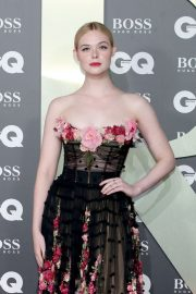 Elle Fanning attends the GQ Men of The Year Awards 2019 in London 2019/09/03 7