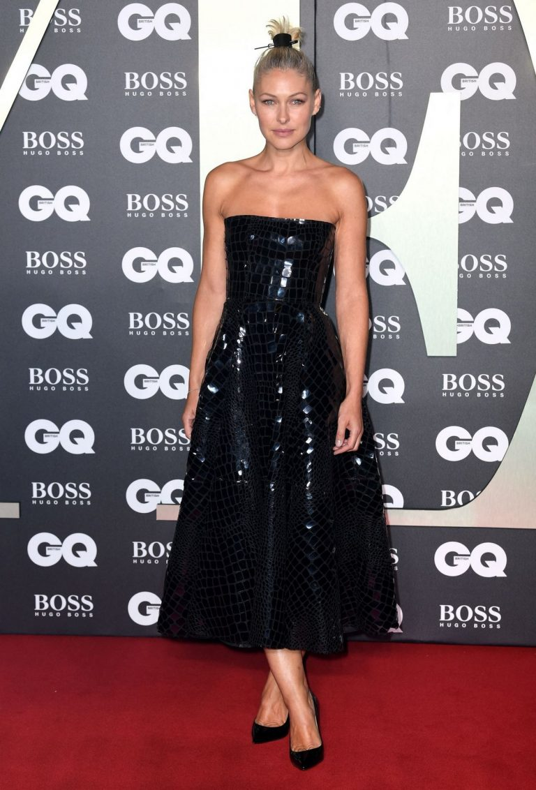 Emma Willis attends GQ Men Of The Year Awards 2019 in London 2019/09/03 6