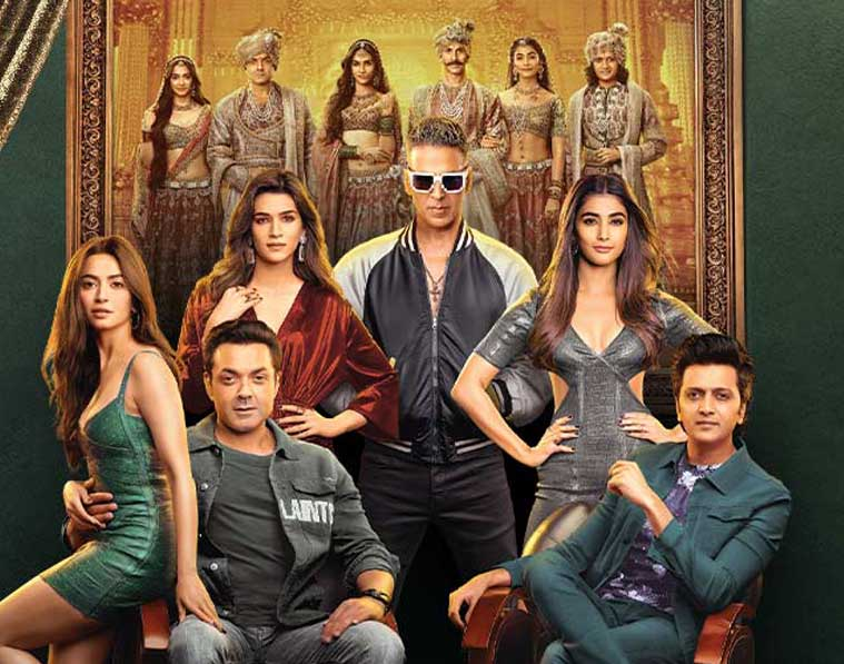 Housefull 4 trailer release watch video: Akshay, Riteish, Bobby brings full dose of comedy, drama, confusion 1