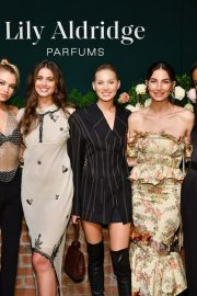 Lily Aldridge Parfums Launch Party at the Bowery Hotel in New York City 2019/09/08 6