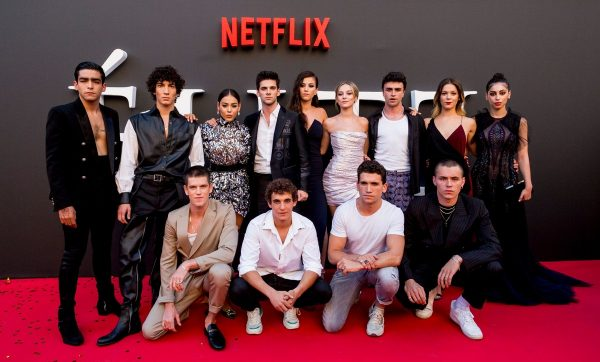 Netflix Presents Elite 2nd Season Premiere at Callao Cinema in Madrid 2019/08/29 2