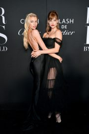 Stella Maxwell and Barbara Palvin at Harper's Bazaar Icons Party in New York 2019/09/06 5