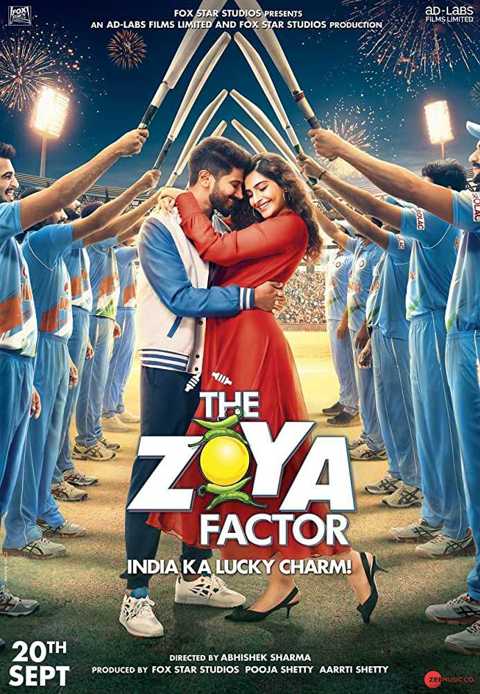 The Zoya Factor Review 1