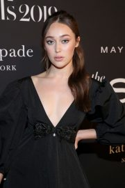 Alycia Debnam-Carey attends 5th Annual Instyle Awards in Los Angeles 2019/10/12 9