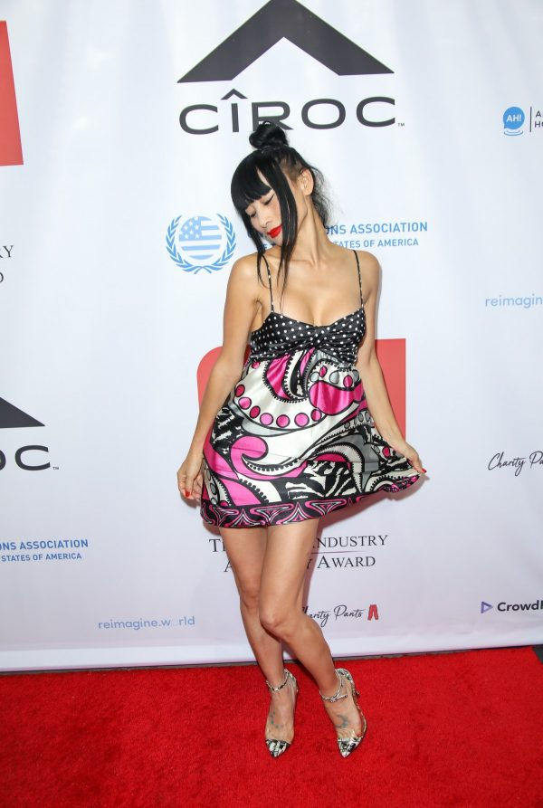 Bai Ling attends 5th Annual Television Industry Advocacy Awards at the TCL Chinese Theatre in Hollywood 2019/10/23 3