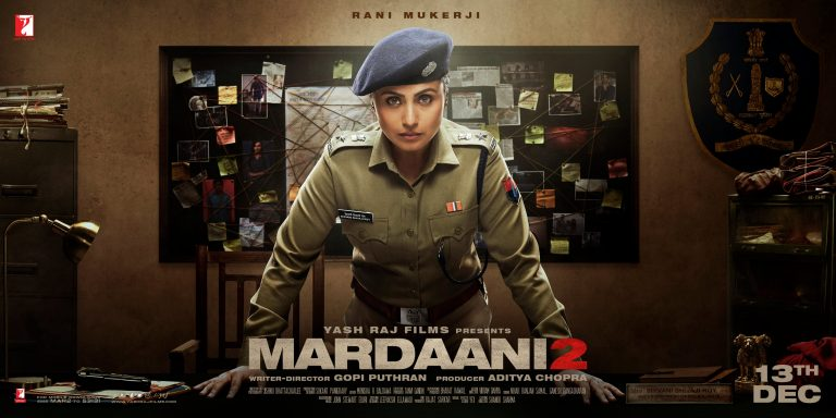 Mardaani 2: Teaser Out, Rani Mukerji Appeared In Action Mode 1