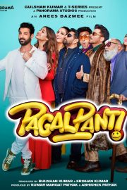 Pagalpanti New Posters Out, Directed By Anees Bazmee 1