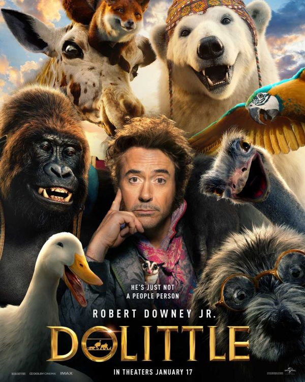 Robert Downey Jr's Film 'Dolittle' First Look Poster and Trailer Out, Watch the trailer 1
