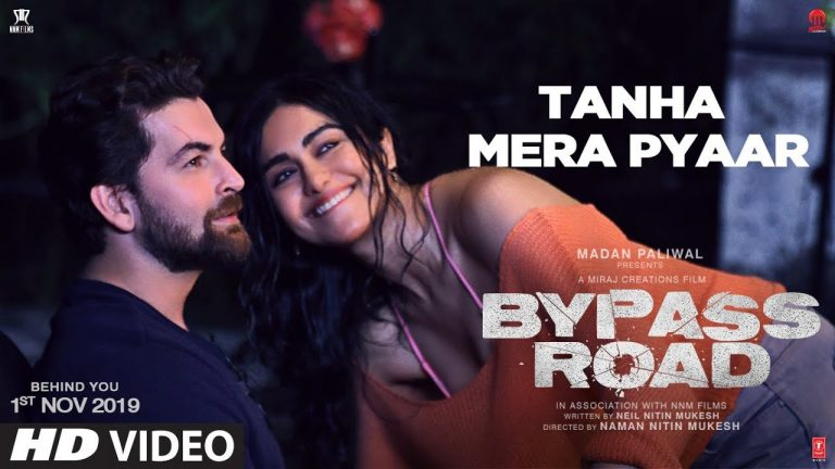 'Tanha Mera Pyaar' Video Song Of Film Bypass Road Has Been Released, See Neil Nitin Mukesh, Adah Sharma 2