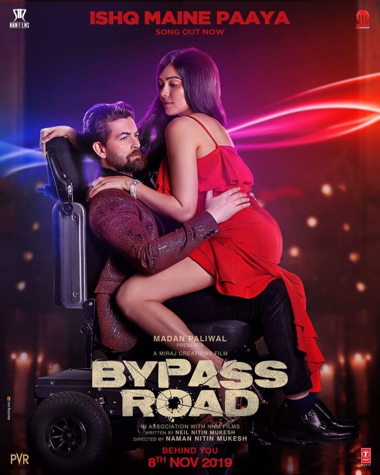The Glimpse Of The New Song of Film Bypass Road 'Ishq Maine Paaya' Is Out 1