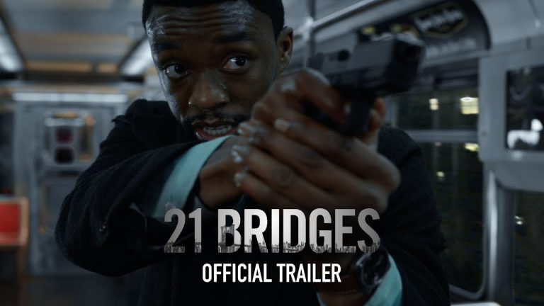 21 Bridges Official Trailer, In Theaters November 22, 2019 1
