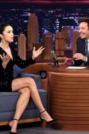 Abigail Spencer attends The Tonight Show With Jimmy Fallon in New York City 2019/11/27 1