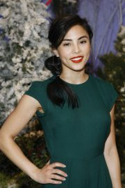 Anna Akana attends Let It Snow Photocall in Beverly Hills 2019/11/01 5