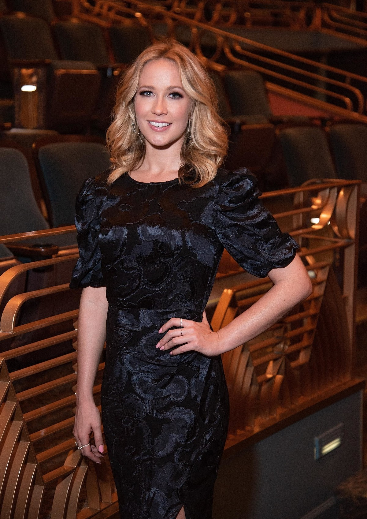 Anna Camp attends Special Screening of 'Here Awhile' during 2019 Napa Film Festival 2019/11/17 1