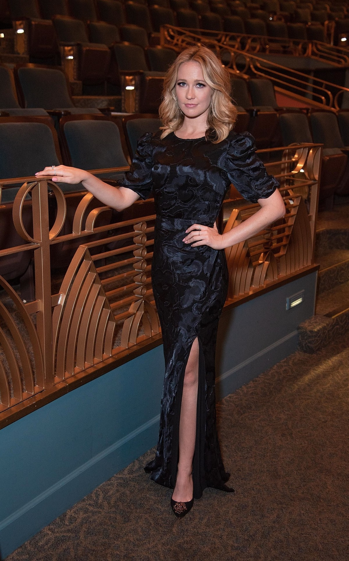 Anna Camp attends Special Screening of 'Here Awhile' during 2019 Napa Film Festival 2019/11/17 2