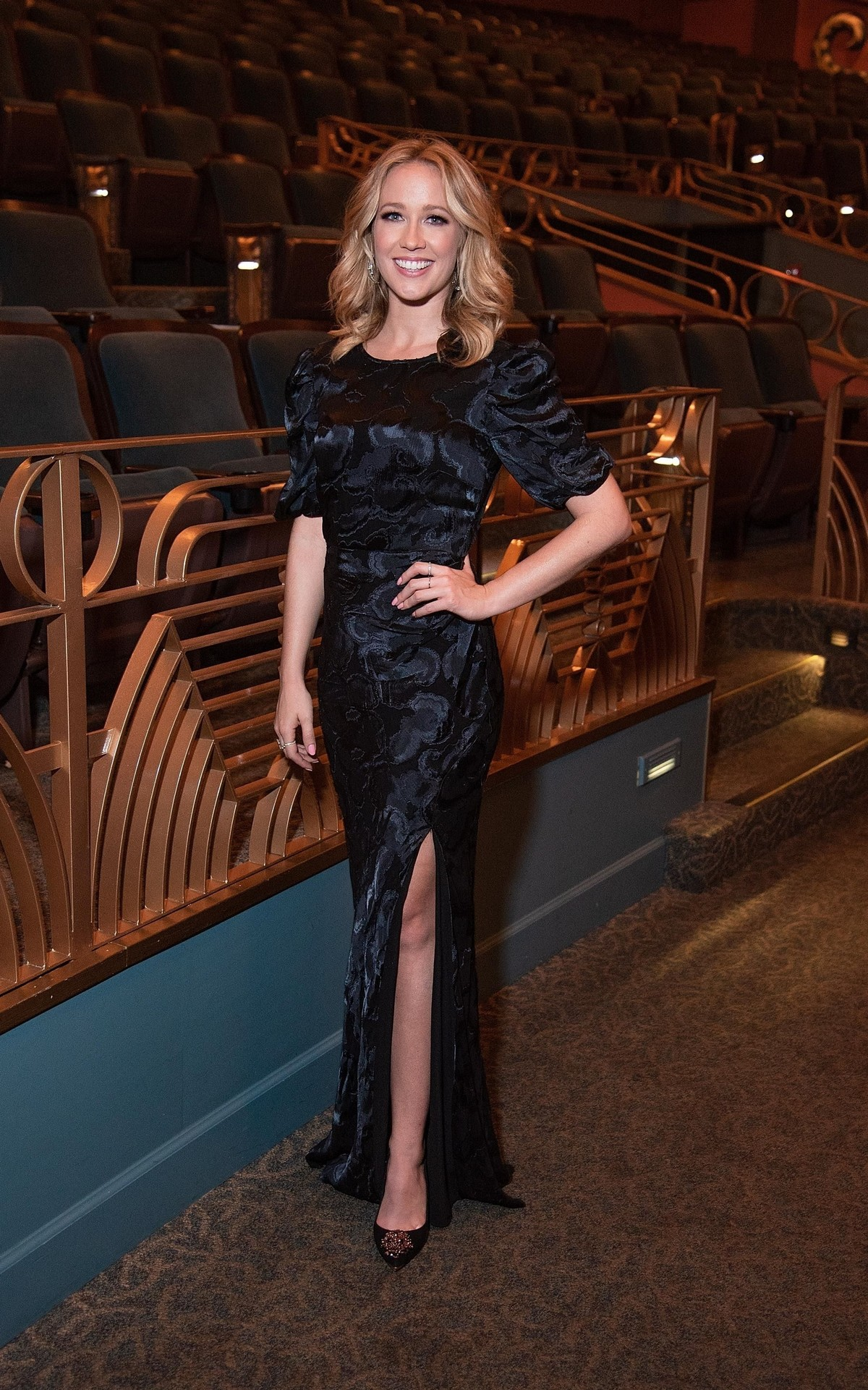 Anna Camp attends Special Screening of 'Here Awhile' during 2019 Napa Film Festival 2019/11/17 3