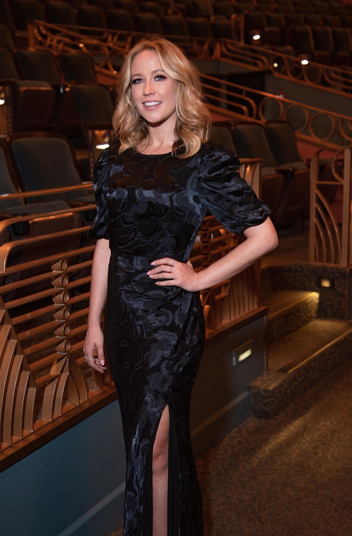 Anna Camp attends Special Screening of 'Here Awhile' during 2019 Napa Film Festival 2019/11/17 5