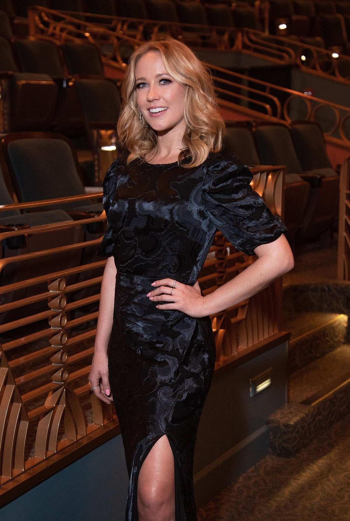 Anna Camp attends Special Screening of 'Here Awhile' during 2019 Napa Film Festival 2019/11/17 7