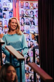 Anna Camp attends The Late Late Show with James Corden in Hollywood 2019/11/19 1