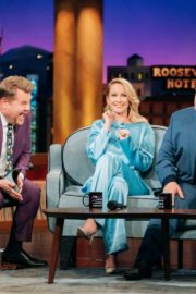 Anna Camp attends The Late Late Show with James Corden in Hollywood 2019/11/19 3