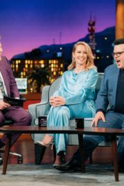 Anna Camp attends The Late Late Show with James Corden in Hollywood 2019/11/19 4