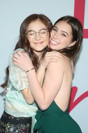 Anna Cathcart and Lilia Buckingham at Netflix's 'Let It Snow' Premiere in Los Angeles 2019/11/04 1