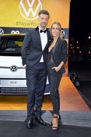 Annemarie Carpendale at the 2019 GQ Men of the Year Awards in Berlin 2019/11/07 20
